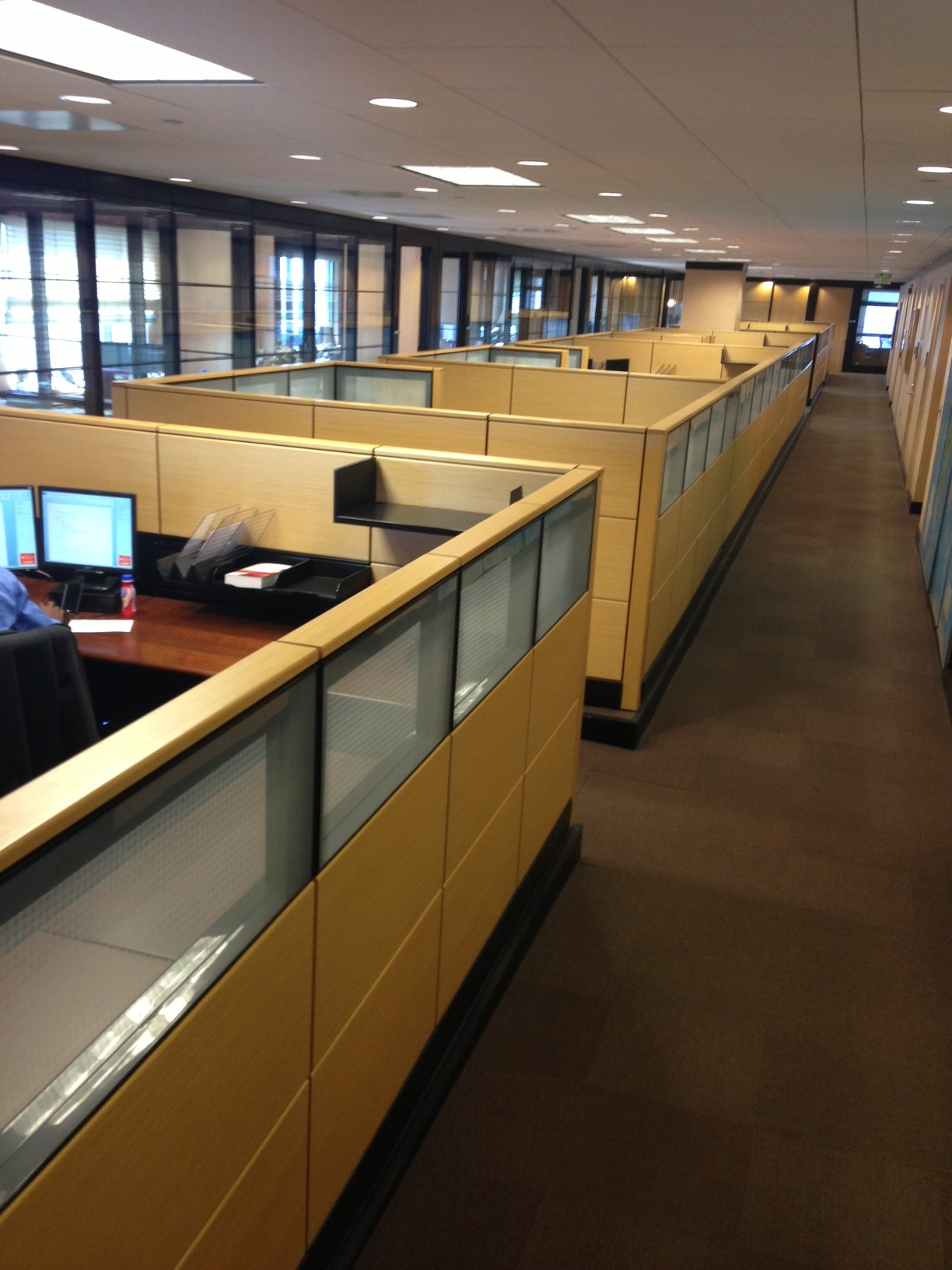 Used Cubicles Kimball Office Furniture Resources