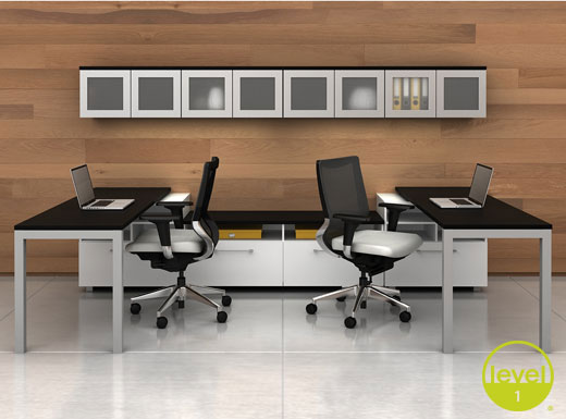Personal Work Stations Or Tailored Managerial Offices